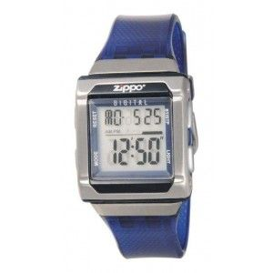 Reloj Zippo  blue case 1 U.