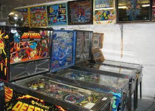 Pinball Spares, pinball machines and pinball parts UK