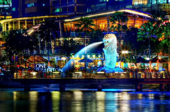 Singapore, in the top 10 travel destinations list, as MasterCard reveals its annual index of the planet's most popular destinations. #travel #trips365