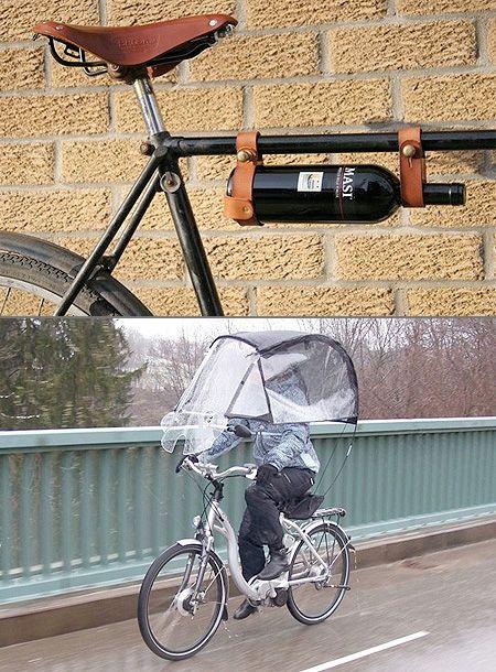 Cool and Creative Bike Accessories - TechEBlog
