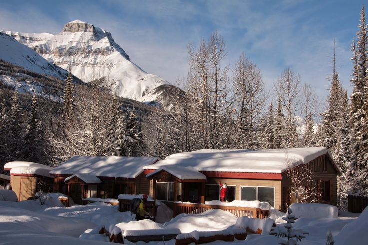 Family Adventures in the Canadian Rockies: Rampart Creek: Our New Favourite Wilderness Hostel