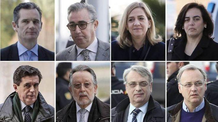 El tribunal condena a Manos Limpias a pagar las costas de Cristina de Borbón