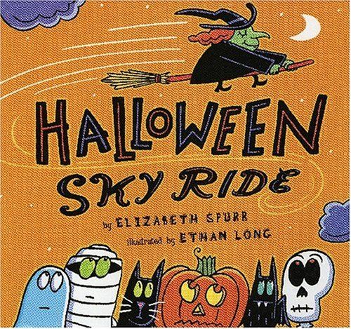 suri at anson s taylor junior public school recommends halloween skyride by elizabeth spurr my sister was the first one who read this book to me and two - Halloween Kids Books