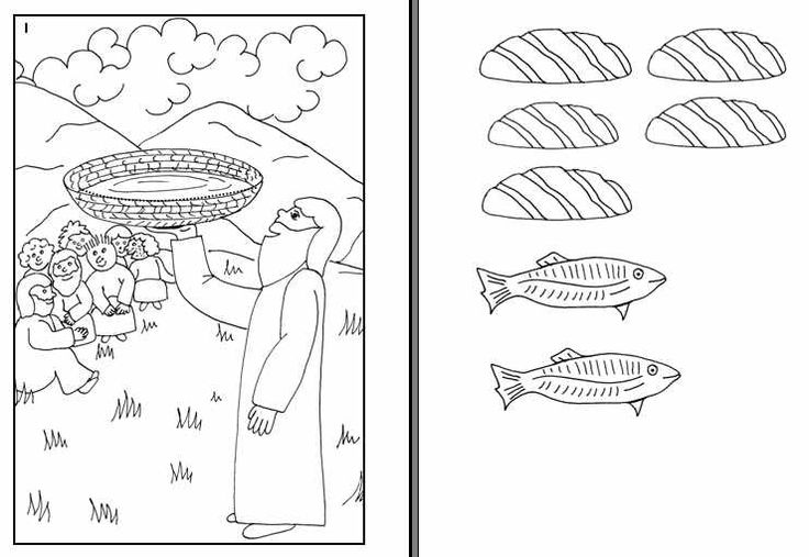 5 broden 2 vissen