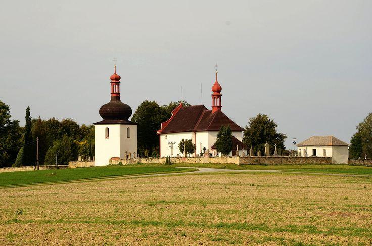 Church in Dobruska