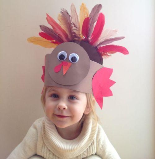 turkey hat day