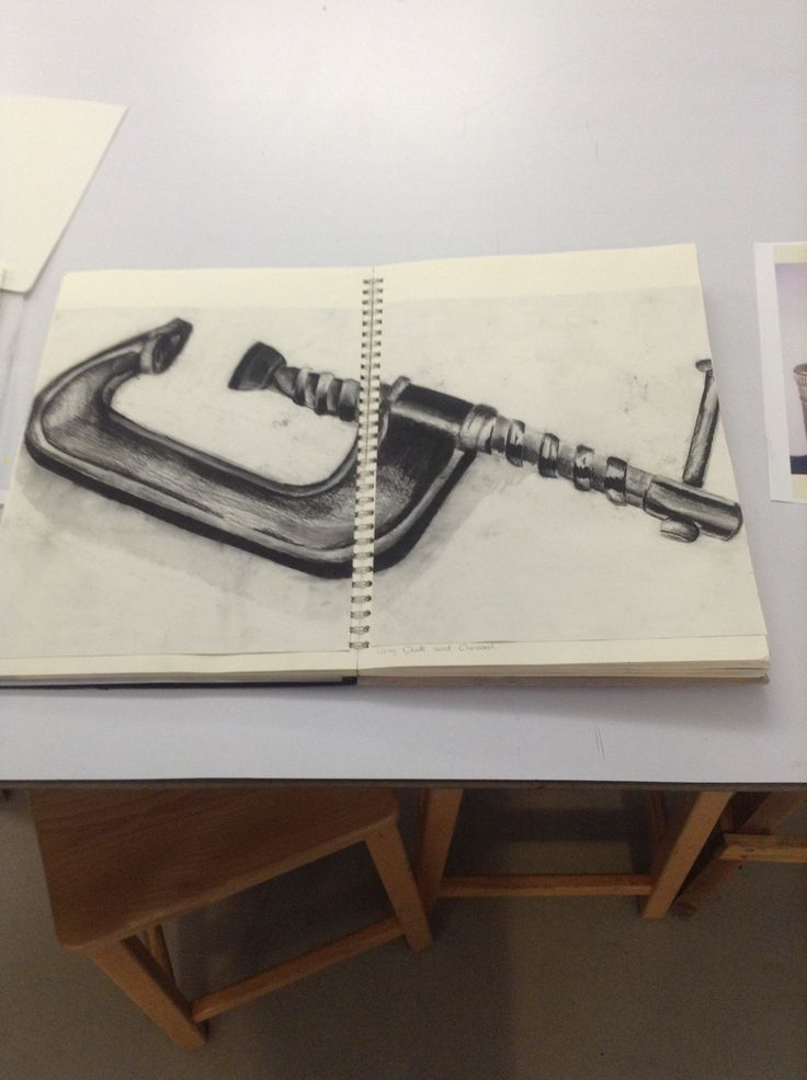 Gcse art sketchbook by Noah Walton