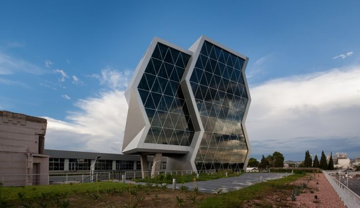 Innovation and Technical and Technological Transfer Park / Grupo ARKHOS
