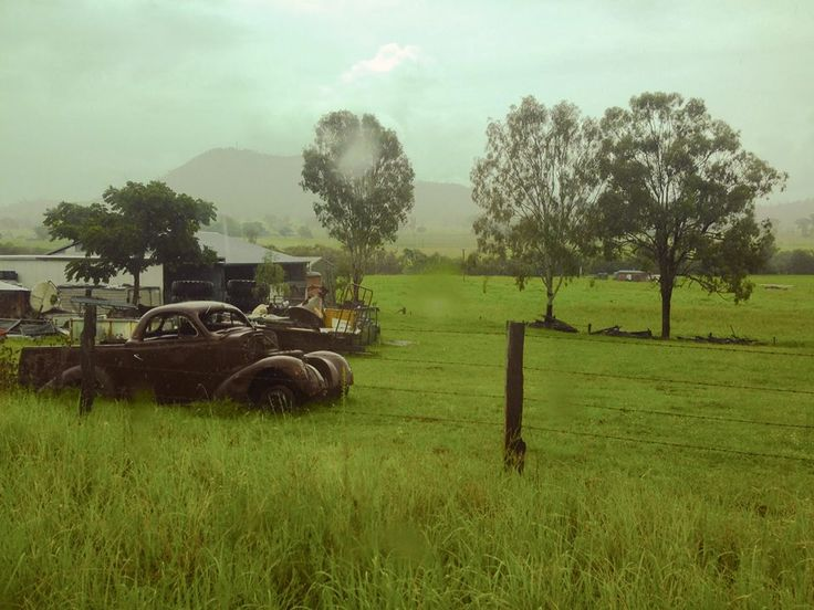 Photo from Scenic Rim Tourism, only a short drive from us! #kahlersoasis #green #lushgrass #scenic