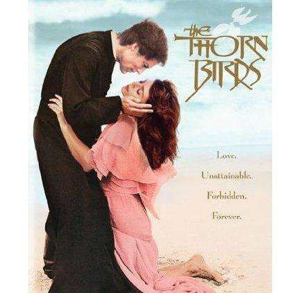 The Thorn Birds - (Rented) After I finished the book I wanted to see the movie. It was not as dark, but just as depressing as the book. Still, Richard Chamberlain (rawr!) and the rest of the cast were great!