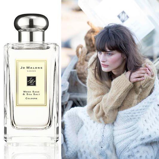 Wood Sage & Sea Salt by Joe Malone- the most wonderful fragrance. it's…
