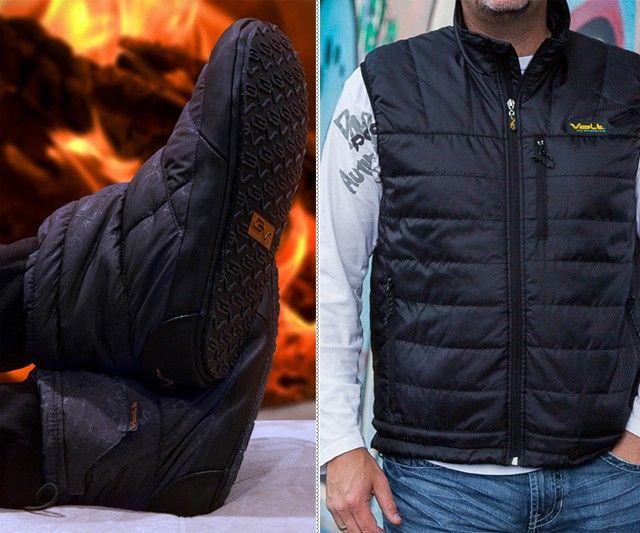 Volt Heated Clothing & Gear | DudeIWantThat.com