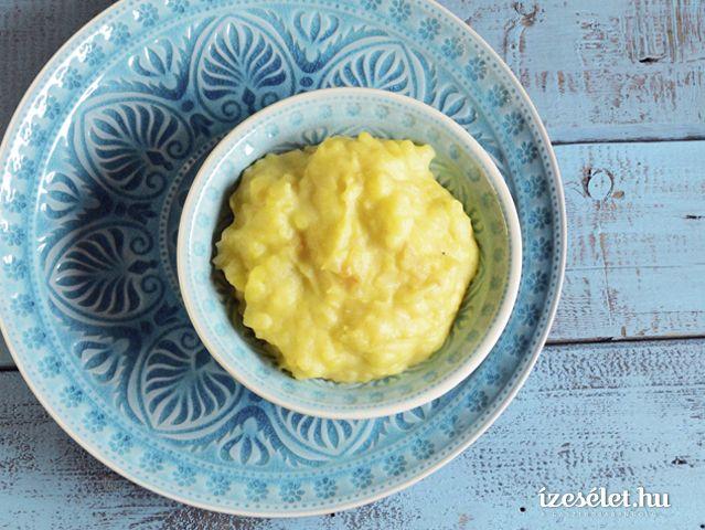 Körtés krumplipüré