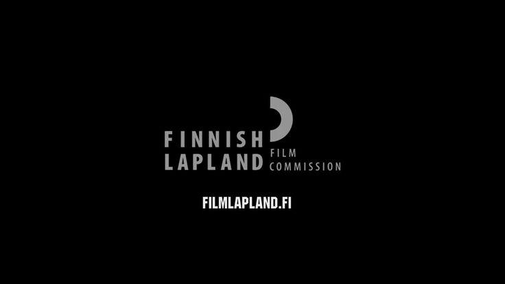 Filming in Finnish Lapland