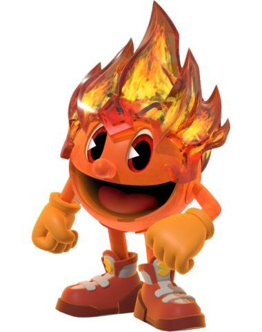 Fire Pac-Man