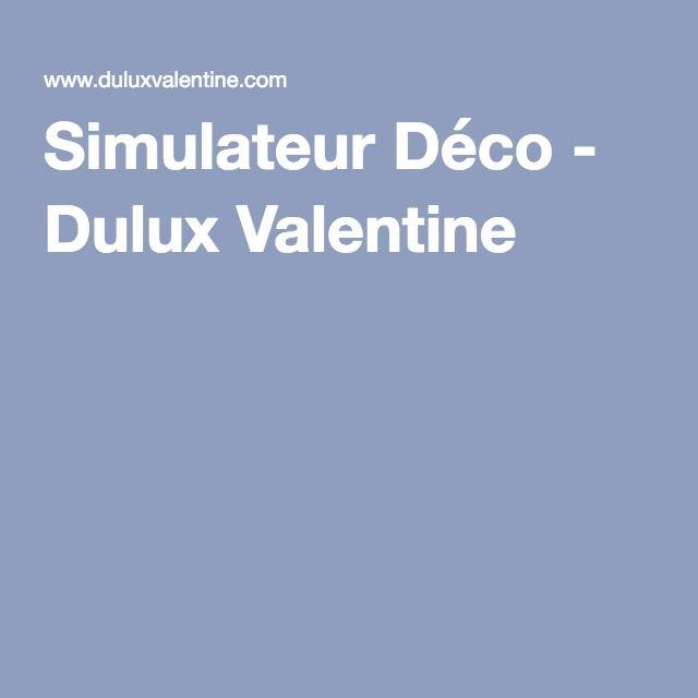 Simulateur Déco - Dulux Valentine