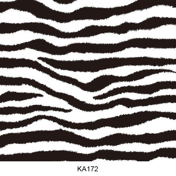 Water transfer film animal skin pattern KA172