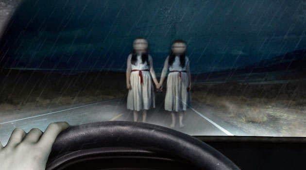 Las Gemelas - Relato de Terror - Contacto Paranormal