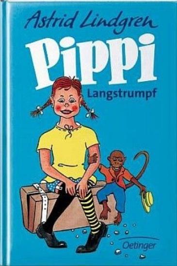 Buch Astrid Lindgren - Pippi Langstrumpf Band 1 ab 6 Jahre 208 Seiten