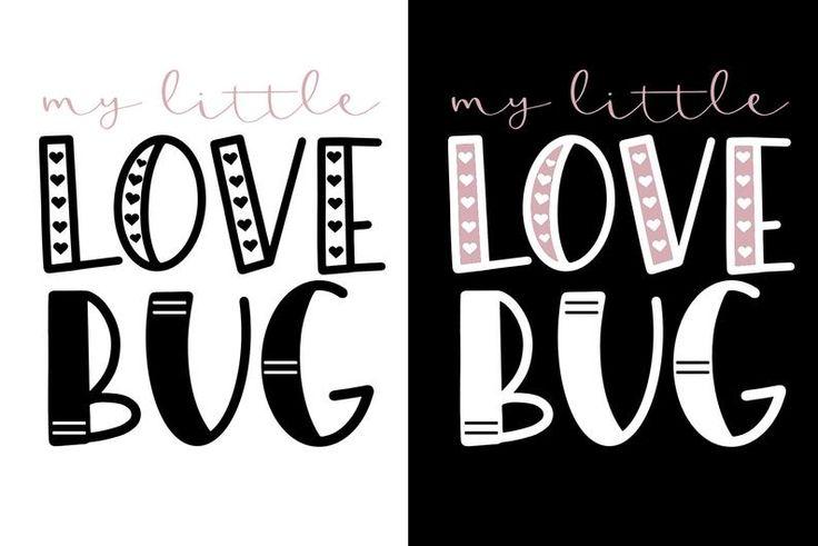 Download Flirty Font - Cute Handwritten Font, Valentine's Day Font ...