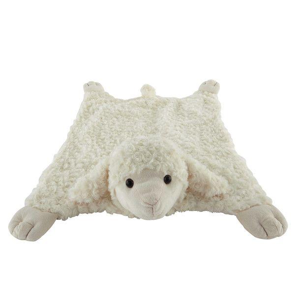 Tapis enfant mouton 55 x 78 cm