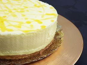 Receta fácil de tarta de limón sin azúcar, sin horno y con una textura de mousse deliciosa. Apta para diabéticos y dietas light ✓