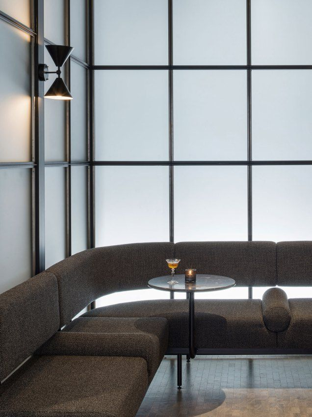 At Six Hotel in Stockholm by Universal Design Studio | Yellowtrace
