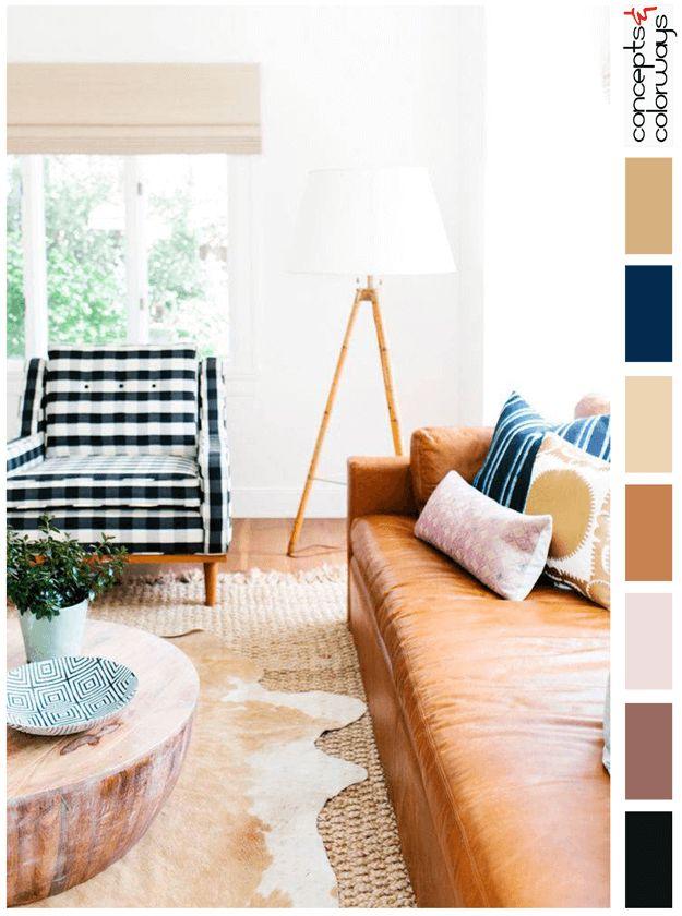 living room color schemes with black furniture%0A SUGAR  u     SPICE  Studio McgeeLiving Room