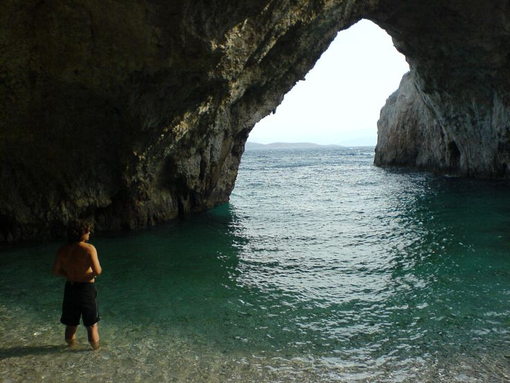 Seals cave