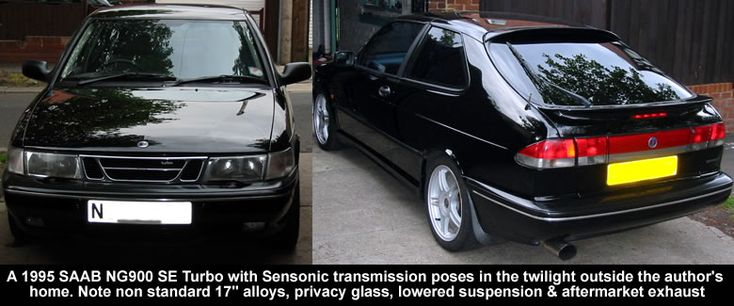 The NG900 Turbo with Sensonic transmission