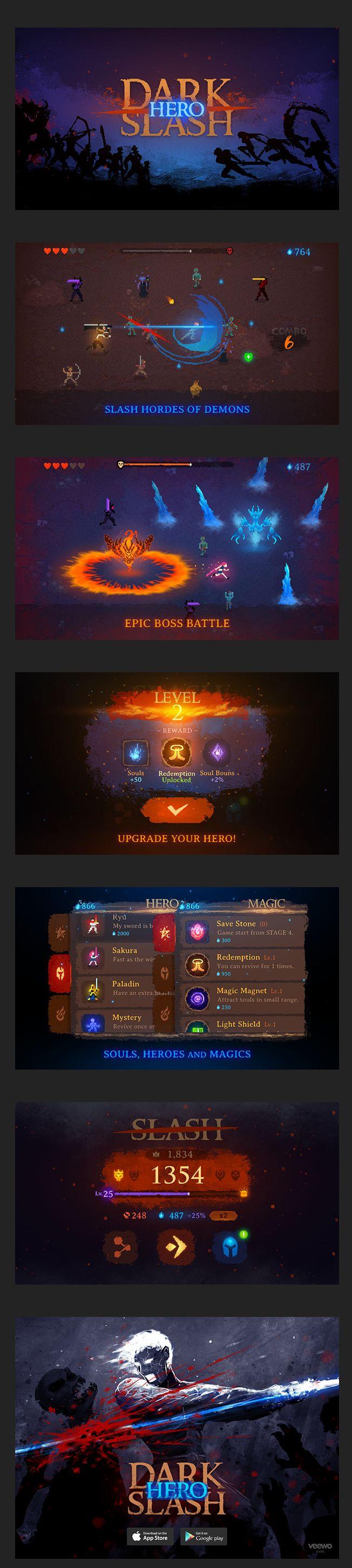Dark Slash: Hero on ...
