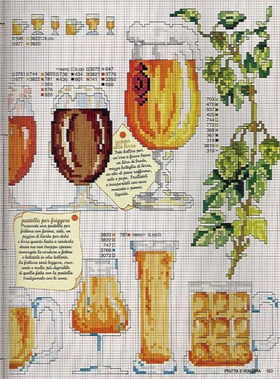 1000 Images About Beer On Pinterest Patrones Free
