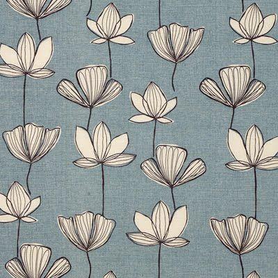 John Lewis textile. #FlowerShop