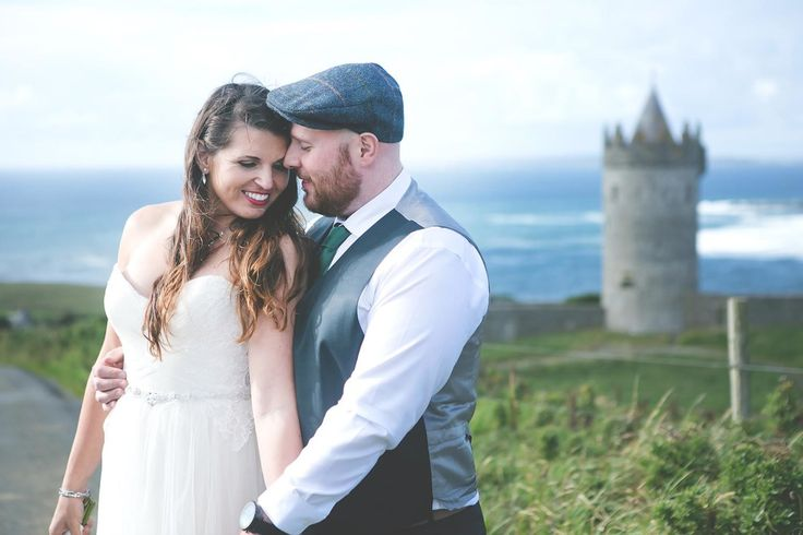 Danielle and Tom, Doolin, Co. Clare
