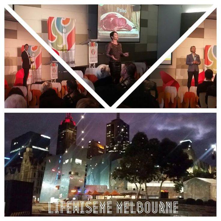 The #LifeWiseMe event in Melbourne. Great speakers teach you the right tools for a better lifestyle.