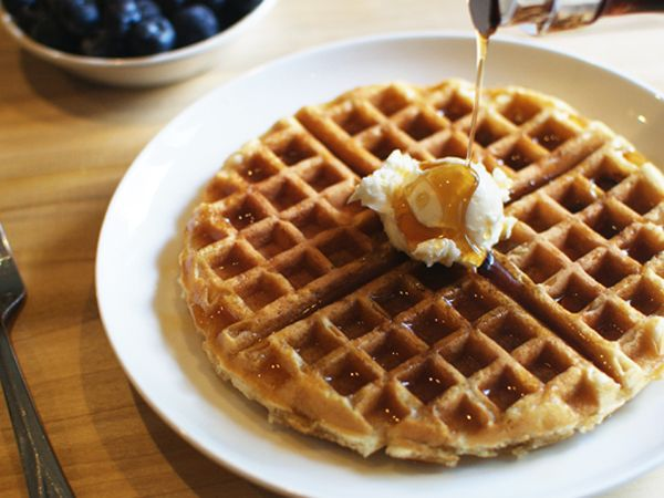 Top Secret Recipes | Waffle House Waffles Copycat Recipe
