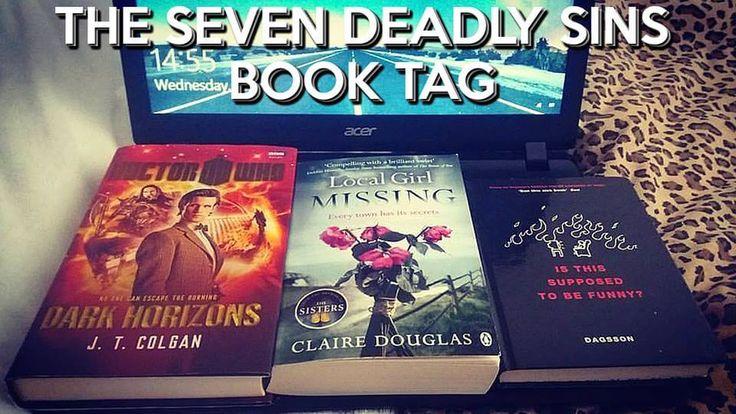 The Seven Deadly Sins book tag este unul dintre ultimele taguri pe care le-am descoperit şi mi se par interesante întrebările.