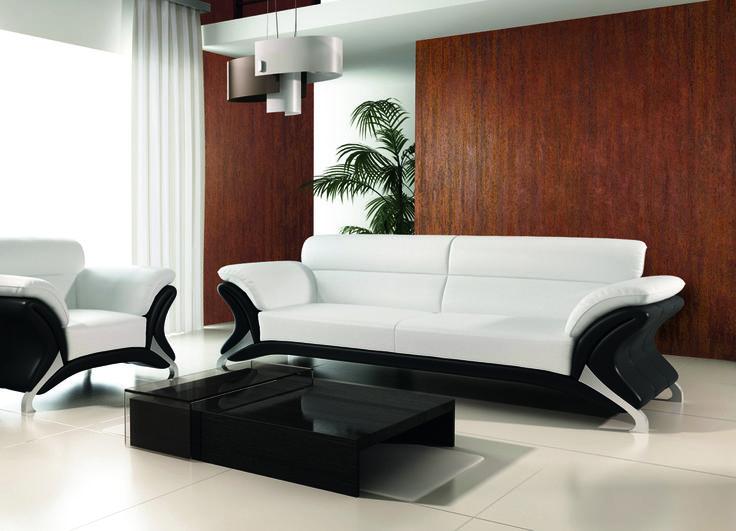 Living room decorated with Kondike Corten
