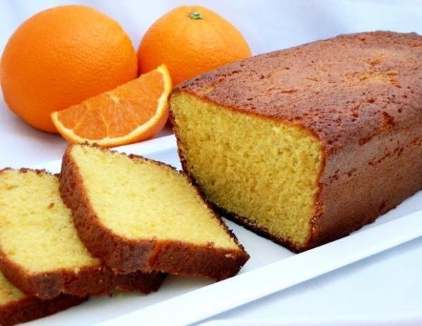Cómo hacer un bizcocho de naranja