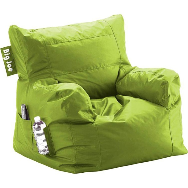 Bean bag chairs for the kids corner kids can sit and read while parents and teens shop adds - Leanback lounger chairs ...