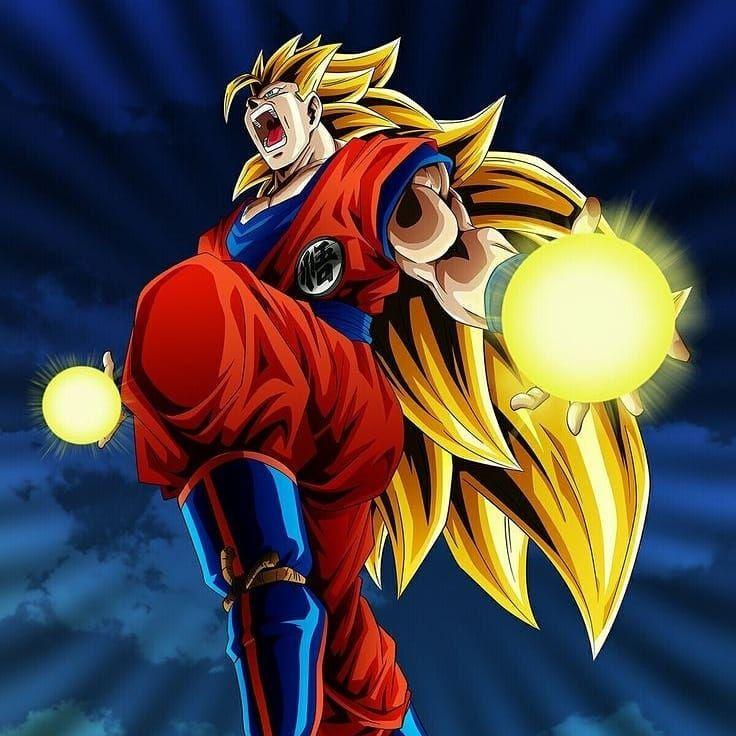 Super Saiyan 3 Una De Mis Transformaciones Favoritas Es La Más Poderosa Mostrada En Todo Dragon Ball Dragon Ball Z Dragon Ball Artwork Dragon Ball Art