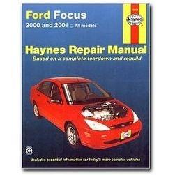 Haynes Ford Focus Manual