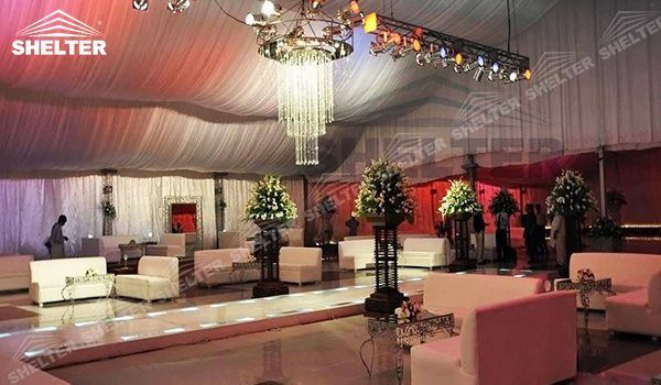 SHELTER dome tent arch tent - arcum tents - large event marquee - wedding marquees for sale - 24