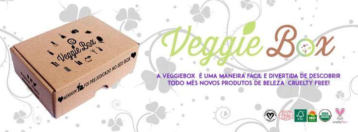 Beleza Vegana: Veggie Box: Assinatura mensal de cosméticos veganos no Brasil