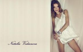 Kız: Natalia Водянова, kız, güzel kız, model, seksi, vücut, şekil, görünüm, ayaklar, yazıt