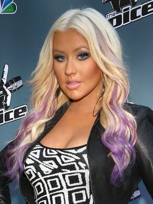 Christina Aguilera - 6 Strong Latinas Who Overcame Domestic Violence