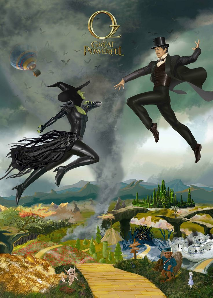 18 best images about oz the great and the powerful on