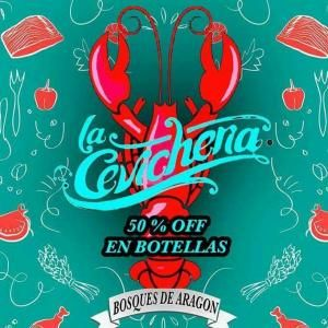 Restaurante Bar Terraza: La Cevicheria - Antojeria del Mar Cevicheria Pescados y Mariscos Bosques de Aragon DF