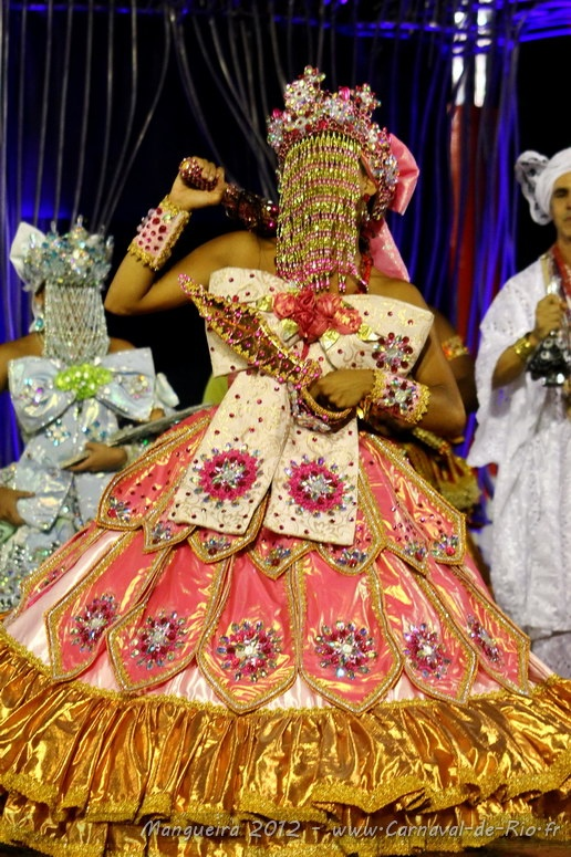 #carnival #brazil Mangueira 2012 #orixas