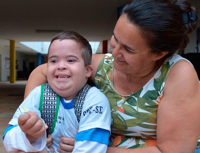 Maternidade tardia, aumenta diagnóstico de Síndrome de Down.